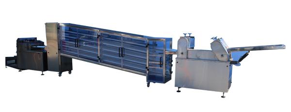 AB-4000型牛扎糖/奶糖生产线