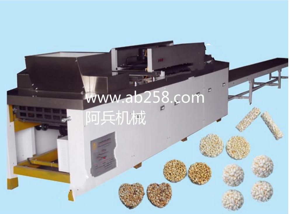 米花糖生产线--阿兵机械厂家|切块机系列-上海雪冰食品有限公司