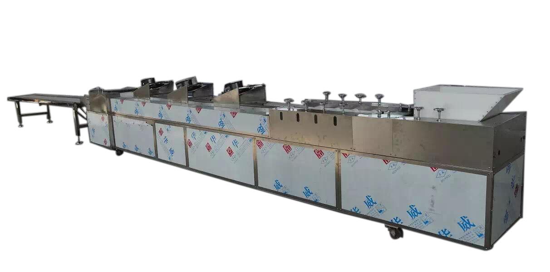 2020新型米花糖切块机