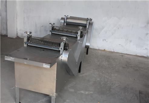米花糖切块机阿兵机械技术发展操作