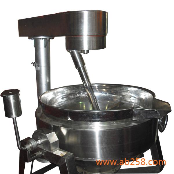 电磁式夹层锅