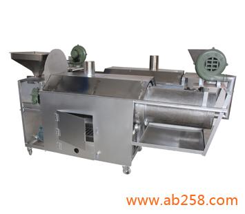 AB-500型炒米机