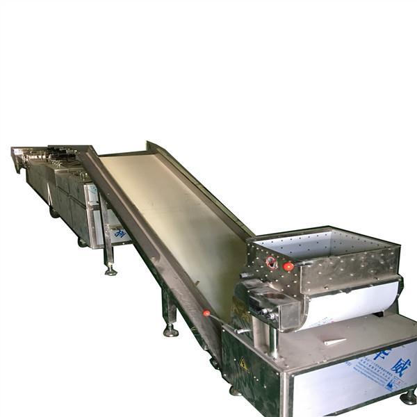 阿兵食品机械的瓜子酥生产线